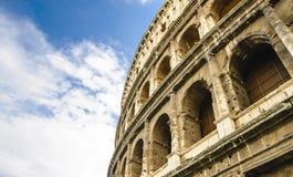 Großes Kolosseum Stockbild