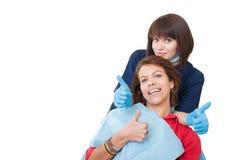 Großes Konzept der zahnmedizinischen Services Lizenzfreies Stockfoto