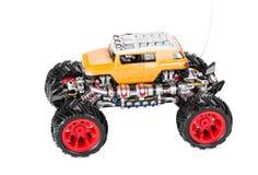 Großes LKW-Spielzeug Stockbilder