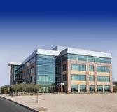Großes modernes Bürogebäude Stockfotografie