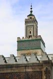 Großes mosquee in Paris Lizenzfreie Stockfotos