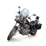 Großes Motorrad Lizenzfreies Stockfoto