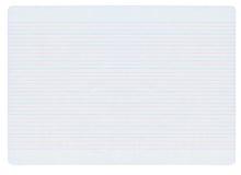 Großes Notizbuchpapier Lizenzfreies Stockbild