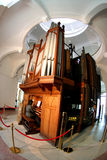 Großes Organ stockfotografie