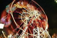 Großes Rad angetrieben vom Mann Lizenzfreie Stockfotografie