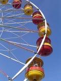 Großes Rad-Detail Lizenzfreies Stockfoto