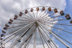 Großes Riesenrad Stockfoto