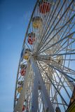 Großes Riesenrad herein Los Angeles lizenzfreie stockfotografie