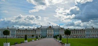 Großes Royal Palace stockbilder