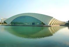 Großes Sportzentrum Stockbild