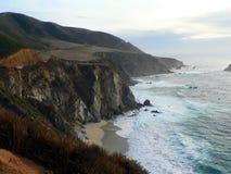 Großes Sur, Kalifornien lizenzfreies stockfoto