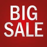 Großes Verkaufs-Papier Lizenzfreies Stockfoto