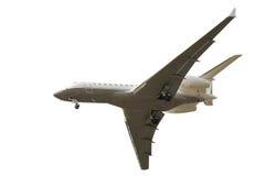 Großes Verkehrsflugzeug lizenzfreie stockfotos
