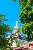 Großherzogliche Beerdigungs-Wölbung Lizenzfreie Stockfotos