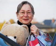 Großmutter Lizenzfreie Stockbilder