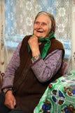Großmutter lizenzfreie stockfotos