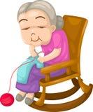 Großmutter Lizenzfreies Stockfoto