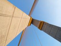 Großriemen Brücke, Stockfotografie