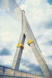 Großriemen Brücke, Rama 8, Stockfoto