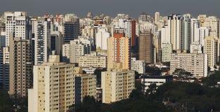 Großstädte von Südamerika Lizenzfreie Stockbilder