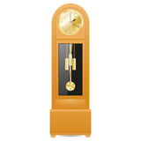 Großväterliche Uhr Stockfotos