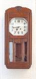 Großväterliche Uhr Lizenzfreie Stockfotografie