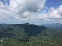 Großväterlicher Berg Stockfotografie