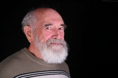 Großvater lizenzfreie stockfotos
