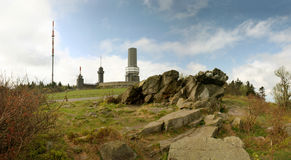 Gro�er Feldberg, Germany Royalty Free Stock Image