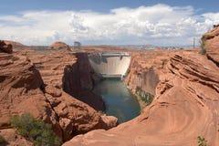 grobelna glen canyon Obrazy Stock