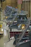 grobelna hoover moc generatora Obrazy Stock