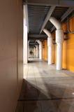 grobelny bonneville korytarz tęsk drymby zdjęcie royalty free