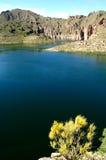 grobelny cenajo jezioro oj rzeczny Segura Spain Zdjęcia Royalty Free