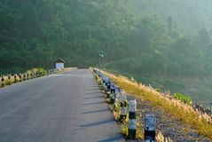 grobelny Dan khun prakarnchon wschód słońca Thailand Obraz Stock