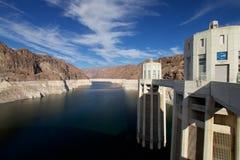 grobelny hoover jeziora dwójniak zdjęcia stock