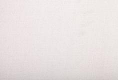 Grobes weißes Leinen lizenzfreie stockbilder
