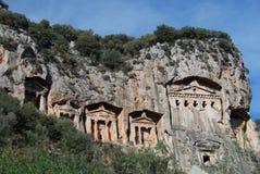grobowce rockowi Zdjęcia Stock