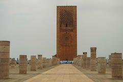 Grobowcowy Hassan II Zdjęcie Stock