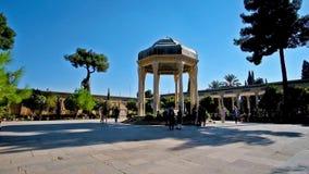 Grobowiec Hafez w Shiraz zbiory wideo