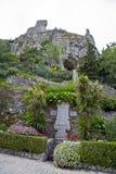 Grobowiec i pomnik w Eze fotografia royalty free