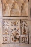 Grobowiec Itimad-ud-Daulah w Agra, Uttar Pradesh, India Fotografia Royalty Free