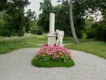 Grobowiec Wolfgang Amadeus Mozart Obrazy Stock
