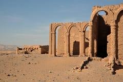 Grobowowie al el, Egipt zdjęcie royalty free