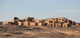 Grobowowie al el, Egipt fotografia stock