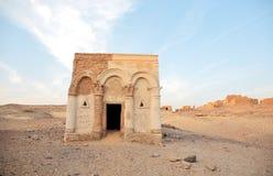 Grobowowie al el, Egipt obraz royalty free
