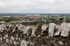 Grobowowie w Irlandia fotografia stock