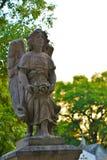 Grobowowie w starym cementery w Puebla City3 zdjęcie royalty free