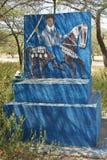 Grobowowie, Wielki rift valley, Etiopia, Afryka Zdjęcie Stock