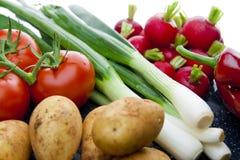 grocerie vegies Στοκ Εικόνες