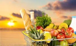groceries imagen de archivo